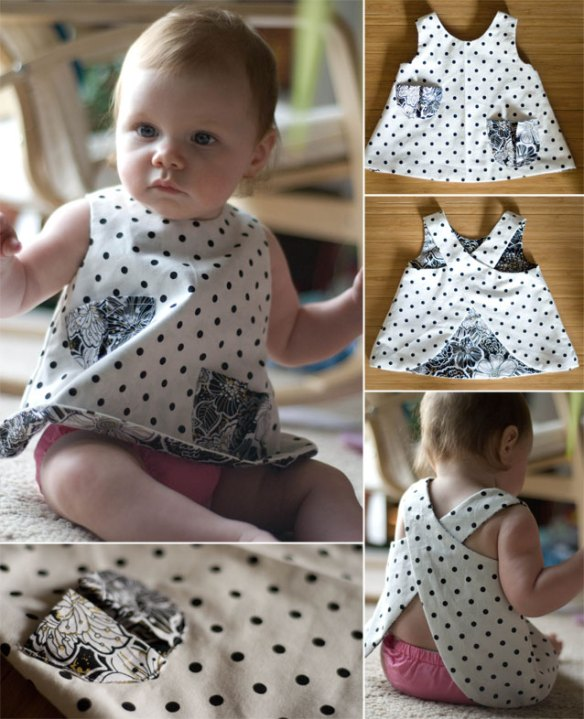 Fiona's First Pinafore